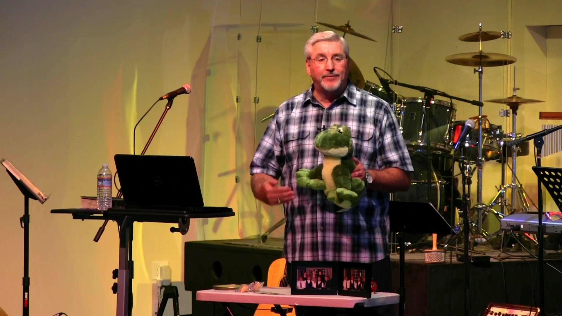 Object Lesson About Trusting God | The Bridge Church in Corona